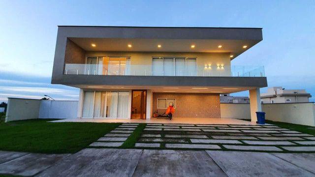 Casa em condomínio com 5 suítes (TR60691) GM
