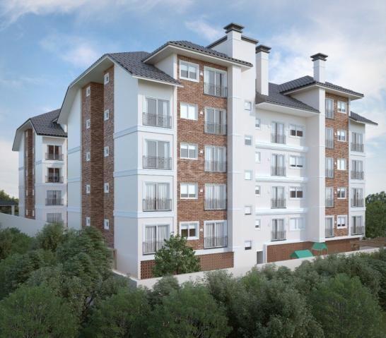 Apartamento à venda com 1 dormitórios em Vila luiza, Canela cod:BT9893