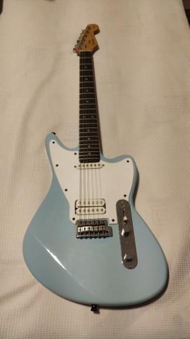 Guitarra fender jaguar custom shop