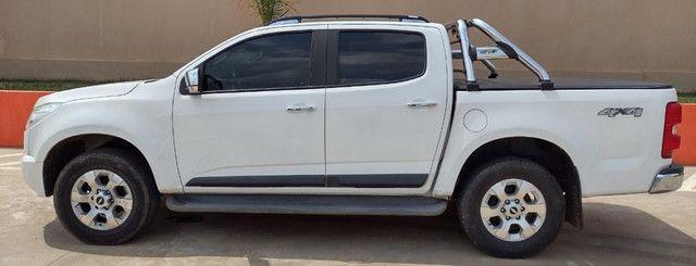 """"""" Oportunidade Única! Linda S10 Ltz Automática Diesel 4x4 2014/2014.'' - Foto 5"""