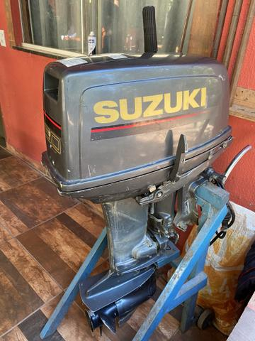 Motor SUZUKI 30 - Foto 3