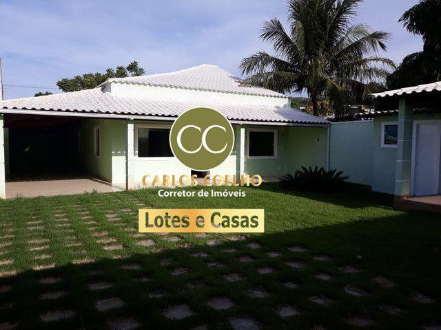 R9 Casa Localizada no Caminho de Búzios em Cabo Frio/RJ