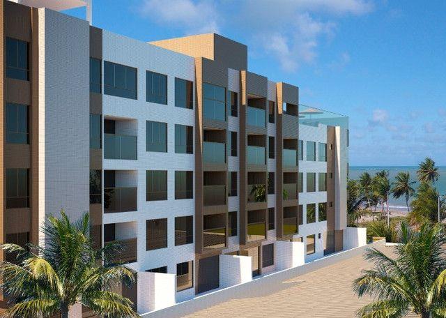 Venha morar na beira mar de praia formosa - 2 e 3 quartos, elevador e lazer na cobertura - Foto 9