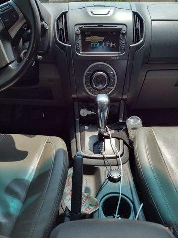 """"""" Oportunidade Única! Linda S10 Ltz Automática Diesel 4x4 2014/2014 '' - Foto 10"""