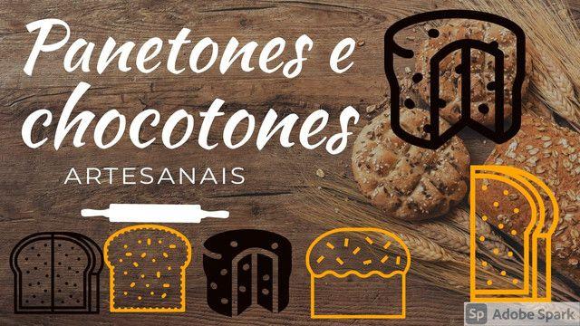 PANETONES DOCES E SALGADOS. - Foto 6