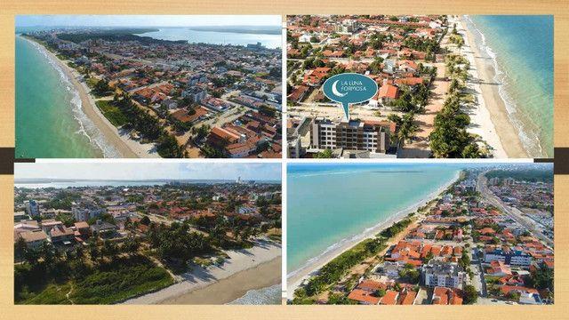 Venha morar na beira mar de praia formosa - 2 e 3 quartos, elevador e lazer na cobertura - Foto 6