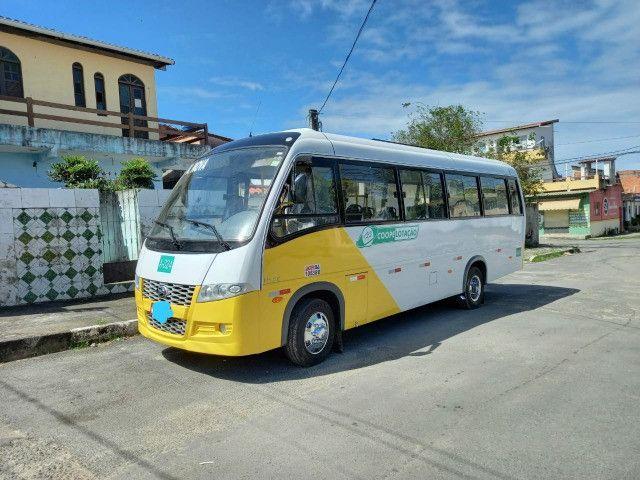 Vendo micro onibus volare W8 ano 2010 - Foto 3