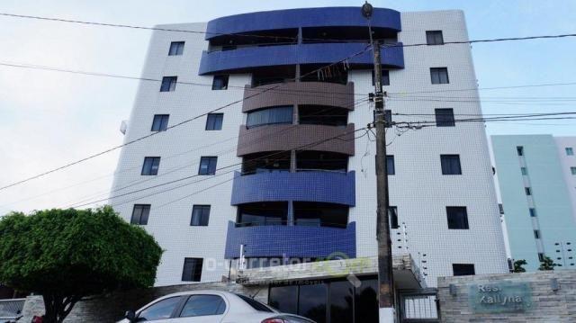 Apartamento com 3 dormitórios à venda, 90 m² por R$ 299.000 - Jardim Oceania - João Pessoa - Foto 4