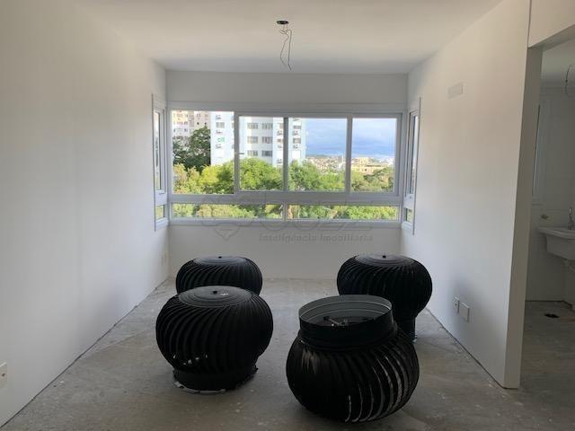 Apartamento à venda com 3 dormitórios em Cristal, Porto alegre cod:AP010608 - Foto 2