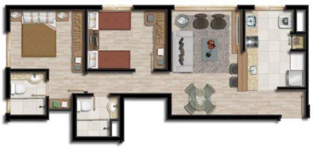 Apartamento à venda com 2 dormitórios em Higienópolis, Porto alegre cod:AP008972 - Foto 5