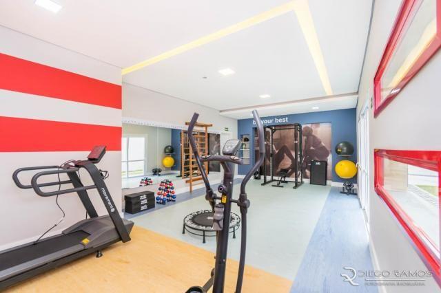 Apartamento à venda com 3 dormitórios em Cristal, Porto alegre cod:AP010608 - Foto 20