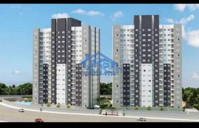 Condomínio Piemont Apartamento com 2 dormitórios à venda, 55 m² por R$ 285.000 - Parque Vi - Foto 7