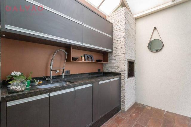 Sobrado com 3 dormitórios à venda, 104 m² por R$ 398.500,00 - Hauer - Curitiba/PR - Foto 12