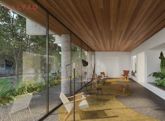 Apartamento com 2 dormitórios à venda, 85 m² por R$ 834.000,00 - Bigorrilho - Curitiba/PR - Foto 4
