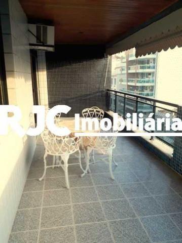 Apartamento à venda com 4 dormitórios em Tijuca, Rio de janeiro cod:MBAP40338 - Foto 4