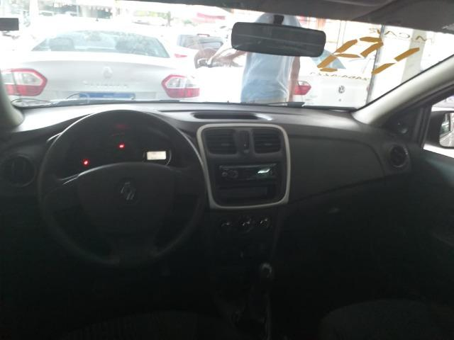 Renault Logan 2019 1.0 12v ath - Foto 4
