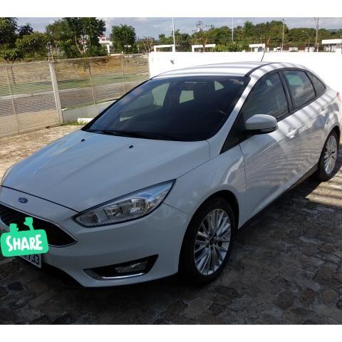 BAIXOU O PREÇO ! Ford Focus sedan se power shift 15/16 2.0