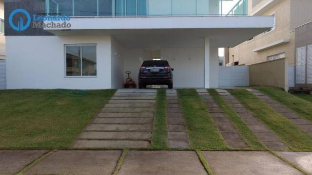 Casa com 5 dormitórios à venda, 320 m² por R$ 1.350.000 - Centro - Eusébio/CE - Foto 19