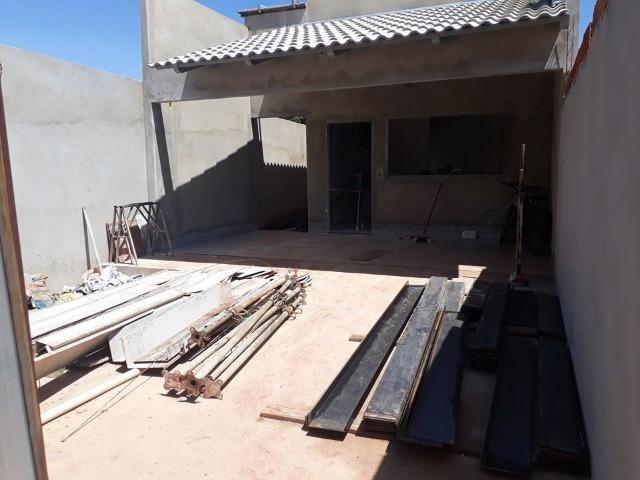 Casa Nova No Aureny lll Na Laje 2/4 Financia Caixa Taquaralto Palmas-To - Foto 10