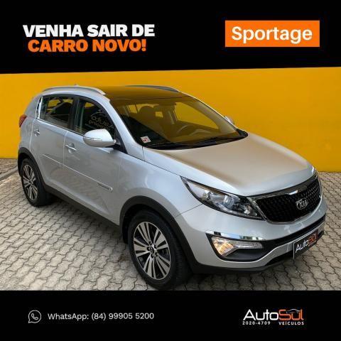 SPORTAGE 2015/2016 2.0 EX 4X2 16V FLEX 4P AUTOMÁTICO