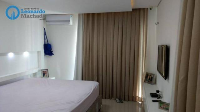 Casa com 5 dormitórios à venda, 320 m² por R$ 1.350.000 - Centro - Eusébio/CE - Foto 7
