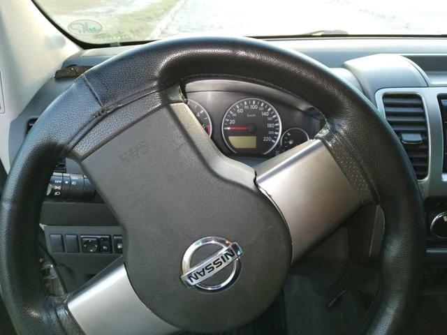 Nissan FRONTIER SV 4X4 linda! - Foto 9