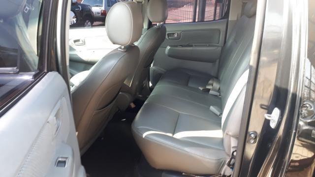 Toyota Hilux CD SRV 3.0 Preto - Foto 5