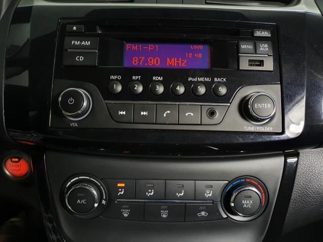 Nissan Sentra S 2.0 FlexStart 16V Aut. - Cinza - 2017 - Foto 10