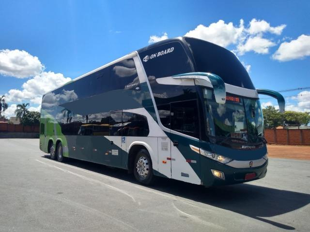 Ônibus Rodoviario Volvo B420