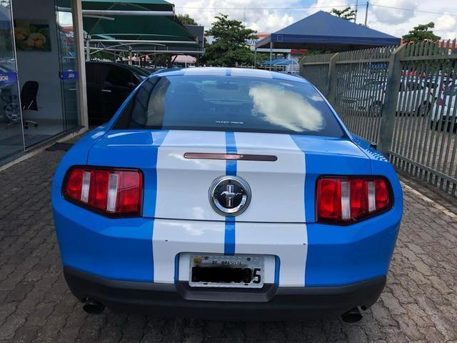 Ford Mustang V6 impecável, baixa km - Foto 5
