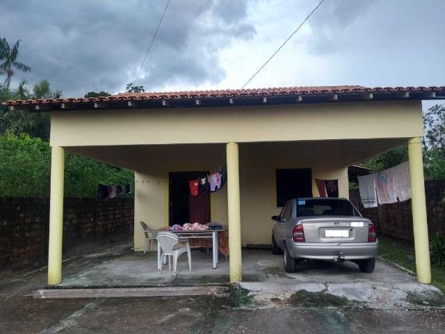 R$180 mil reais duas casas no Apeú em Castanhal terreno 10x70