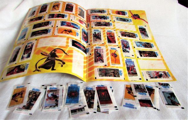 Album Figurinhas Homem Aranha 2 Buzzy 2004 Semi Completo - Foto 4