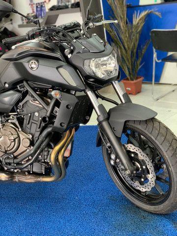 Imperdível Yamaha Mt-07 Freios Abs 2020/21 0km - R$7.990,00 - Foto 2