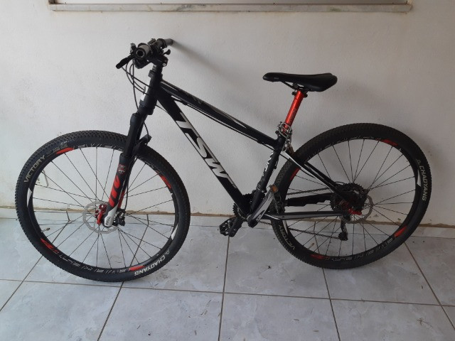 Vendo bike aro 29 tsw awe - Foto 2