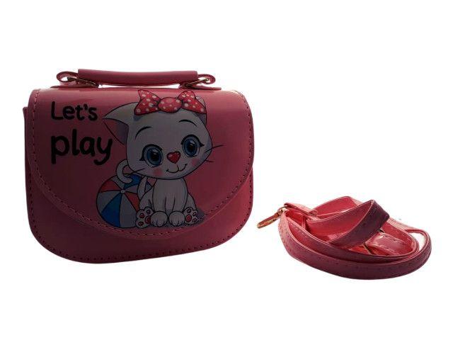 Bolsa de Gato Gatinho Infantil - Foto 3