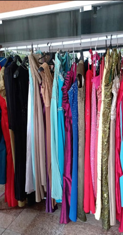 Lote trajes festa