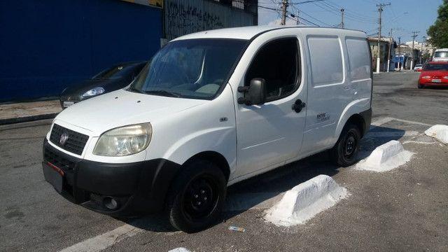 Fiat Doblo Cargo 1.4 Com Direção Refrigerada - Foto 4