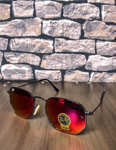 Óculos hexagonal  - Foto 2
