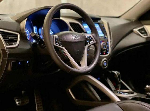 Hyundai Veloster 1.6 16V 3 Portas 2013 - Foto 7