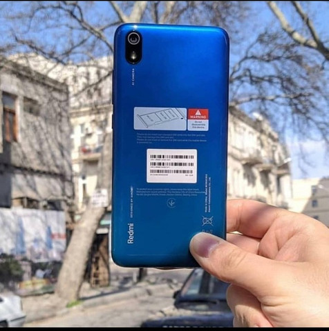 Celular Xiaomi Redmi 7a 32/3gb Azul/ Lacrado - Foto 2