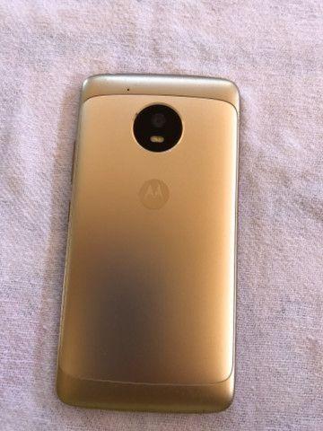 Moto G5 dourado - Foto 6