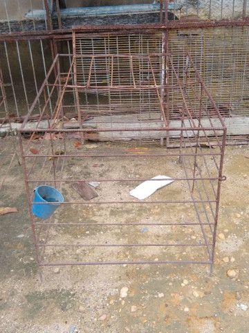 Arejadores de ferro para galos - Foto 2