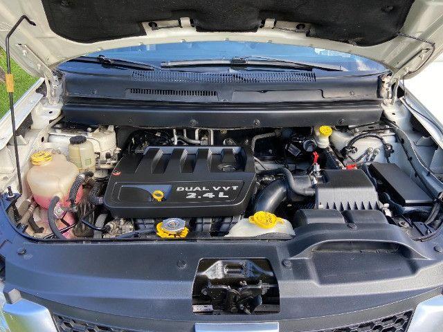 Fiat Freemont Emot. Precision 2.4 16V 5P Automático 2015 - Impecável - Teto solar - - - Foto 16