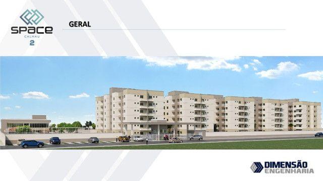Condominio space calhau 2, dimensão - Foto 2
