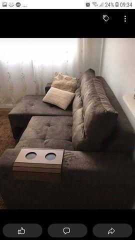 Sofa retratil novo enbalado