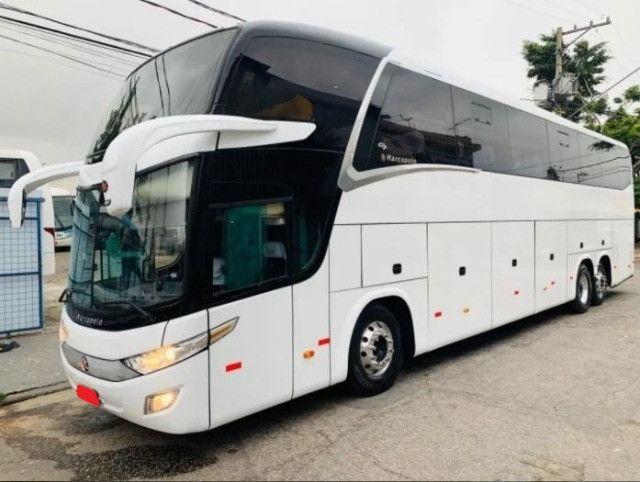 Marcopolo G7 1600LD Scania K360 - Foto 3