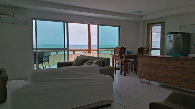 Apartamento para alugueo temporada  com pé na areia na praia do cumbuco 100 m2 - Foto 14