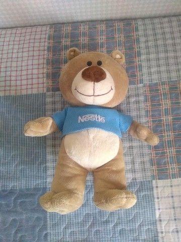 Urso de pelúcia nestlé - Foto 2