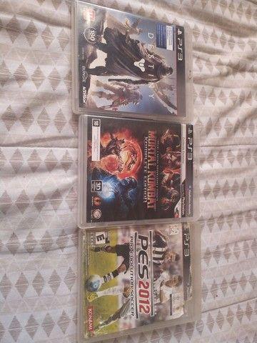 Jogos de PS3 vendo tudo barato