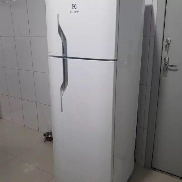 Refrigerador eletrolux 110v gelo seco entrego